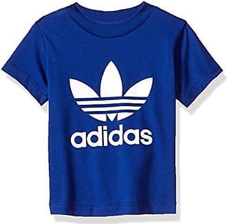 adidas Originals Tees Infant Trefoil, Mystery Ink/White, XX-Small