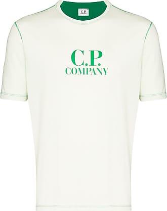 C.P. Company T-shirt con stampa - Di colore verde