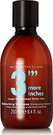 Michael Van Clarke 3 More Inches Shampoo, 250ml - Colorless