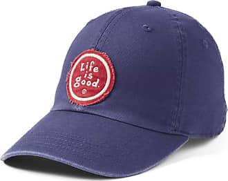 Life is good LIG Coin Vintage Chill Cap OS Darkest Blue