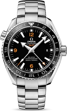 Omega Relógio Seamaster Planet Ocean Co-Axial GMT 43,5mm - Homem - Preto - 42mm CH