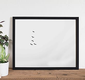 Any Image home24 Tableau déco Birds Flying
