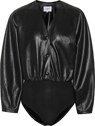 Nanushka Exclusive to Mytheresa - Dara faux leather bodysuit