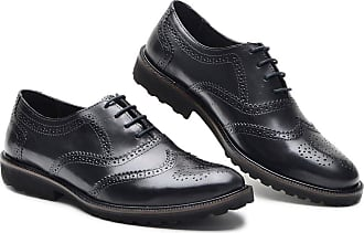 Generico Sapato social masculino, em legitimo couro bovino tipo finioli, solado de borracha modelo P5000 numeração 37 ao 49 (44, P5000 Finioli preto)