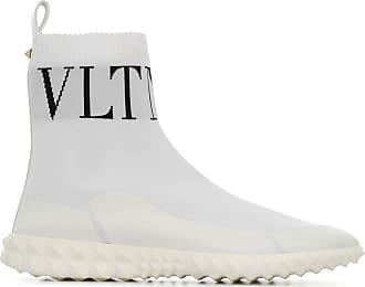 Valentino Garavani Tênis meia VLTN - Branco