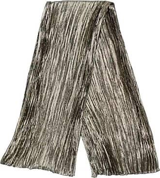 Saint Laurent sciarpa strutturata metallizzata - Saint Laurent - Donna