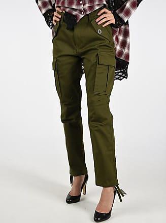 Moschino COUTURE! Pantaloni in Cotone Stretch taglia 46 91740cc583a