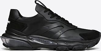 Valentino Garavani Valentino Garavani Uomo Bounce Calfskin Sneaker Man Black 39.5