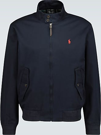 Polo Ralph Lauren Baracuda cotton twill jacket