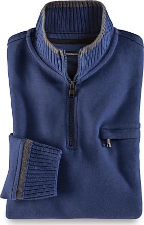 Walbusch Herren Zip-Shirt Softbund 48 50 52 54 56 58/60 62/64