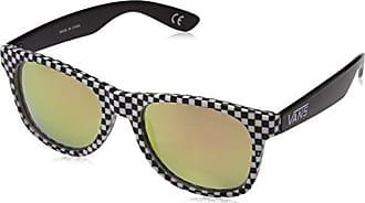 13a404461f Vans SPICOLI 4 SHADES Gafas de sol, Multicolor (Checkerboard-Black-Red)