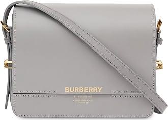 Burberry Bolsa transversal Grace - Cinza