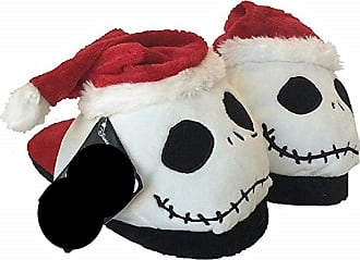 Disney Jack Head Slippers, The Nightmare Before Christmas, Youth Size XL