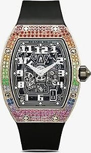 MAD Paris Mad Paris Mens Metallic Customised Richard Mille Rm67-01 Watch