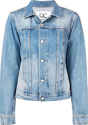 Quantum Courage Jaqueta jeans Queening - Azul