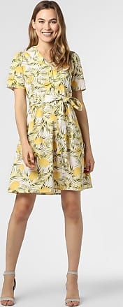 Y.A.S Damen Kleid - YASLemono gelb
