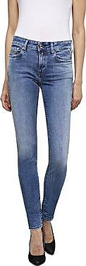 Replay Skinny Fit New Luz Jeans