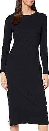 EDC by Esprit Womens 010cc1e310 Dress, Black (Black 001), Medium