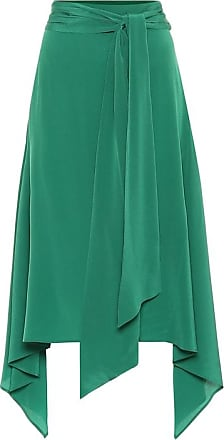 Joseph Alice silk midi skirt
