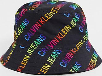 Calvin Klein Jeans - Cappello da pescatore-Nero