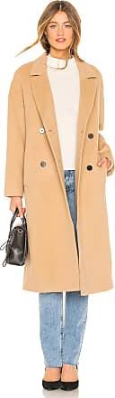 Iro Bandy Coat in Tan