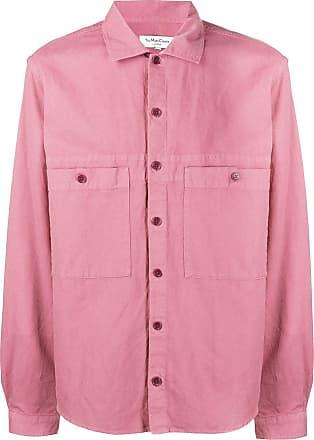 Ymc You Must Create Camisa longa - Rosa