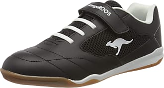 Kangaroos Unisex Adults Raceyard Ev Low-Top Sneakers, Black (Jet Black/White 5012), 7.5 UK