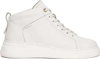 Fiorelli Womens Pippa Cream High Top Shoes