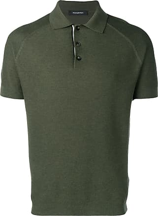 Ermenegildo Zegna MM polo shirt - Green