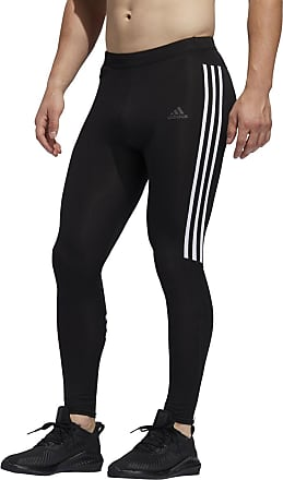 adidas Performance Herren Laufhose OWN THE RUN TIGHT LONG MEN schwarz