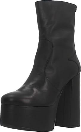 Yellow Womens Boots, Farbe Black, Marke, Modell 92749 Negro (Negro)