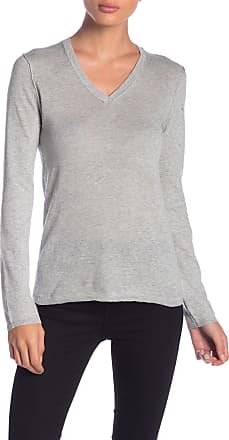Inhabit Essential Cotton V-Neck Sweater
