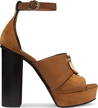 Chloé Platform Shoes − Sale: up to −51