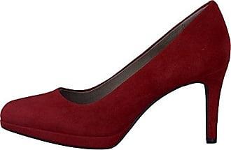 5dd12e1f6dc361 Tamaris Damenschuhe 1-1-22428-27 Damen Pumps rot (Scarlet)