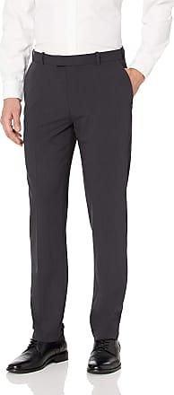 Van Heusen Mens 505M103 Casual Pants, Charcoal, 42W x 30L