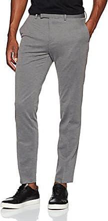 2a3839054adf10 Premium by Jack   Jones Herren Anzughose JPRSTEVEN Trouser STS Grau (Light  Grey Melange)