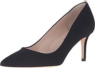 9918541ee9 SJP by Sarah Jessica Parker Womens Fawn 70 Pointed Toe Dress Pump Black  36.5 EU/