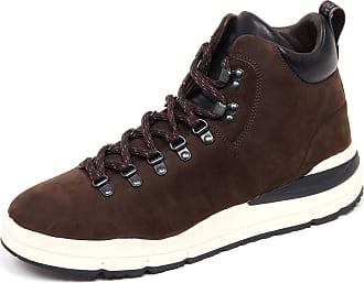 Woolrich F6078 Sneaker Uomo Brown John Rich & BROS Scarpe Nabuk Shoe Man [44]