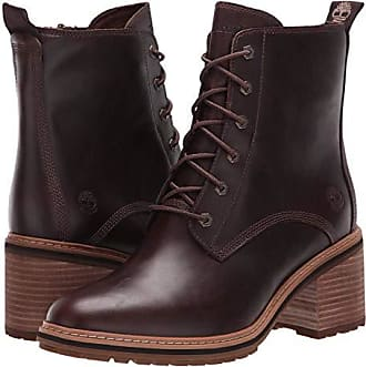 timberland lace up womens boots