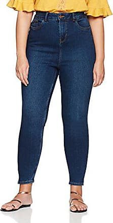 New Look Clean Mid Disco Napper Jeans Skinny Donna