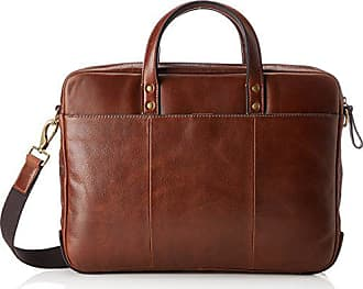 8c9b4218c433a Fossil Herren Herrentasche - Defender Briefcase Laptop Tasche