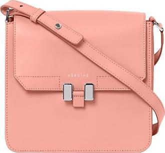 Maison Héroïne Handtasche Damen, Tilda Tablet Mini, Coral Crush