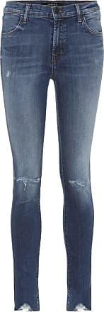 J Brand Jeans skinny Maria a vita alta