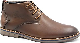 Zariff Bota Masculina Zariff Shoes Social em Couro