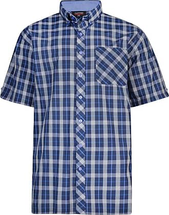 Espionage Navy Check SH263 2XL to 5XL