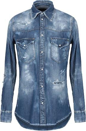 Camicie Jeans Dsquared2®: Acquista fino a −67% | Stylight