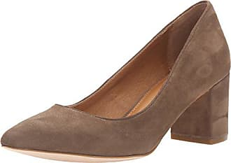 cee0488d404 Corso Como Womens Regina Dress Pump Taupe Suede 6 M US