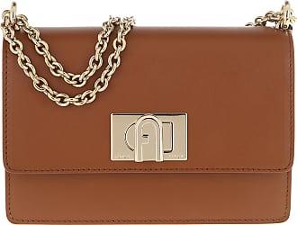 Furla Cross Body Bags - 1927 Mini Crossbody Cognac - brown - Cross Body Bags for ladies