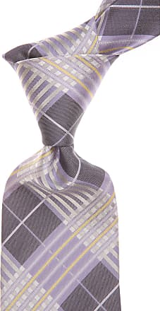 Vivienne Westwood Ties On Sale, Lilac, Silk, 2017, one size