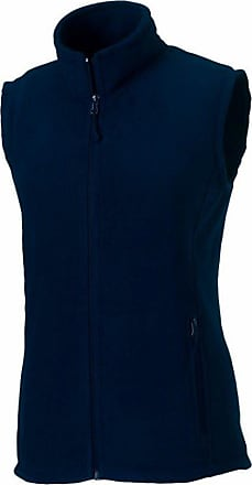 Russell Athletic Russell Womens Outdoor Fleece Gilet French Navy S
